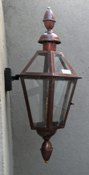 GL23CTCB Regency Rue Barrett Model Gaslight, Includes Wall Mount! 37
